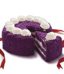 Ube Cake Red Ribbon