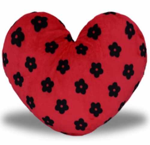 Heart Shape Pillow From Cebu Gift Delivery Philippines Flowercom